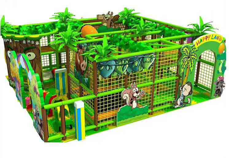 Advantages of Soft Play Equipment